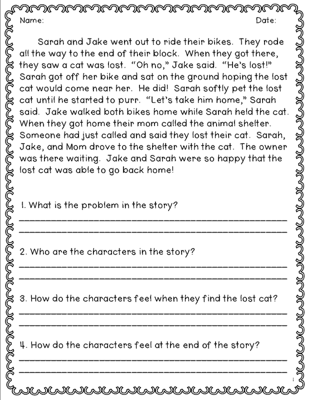 Printables Main Idea And Supporting Details Worksheets – Main Idea and Supporting Details Worksheet